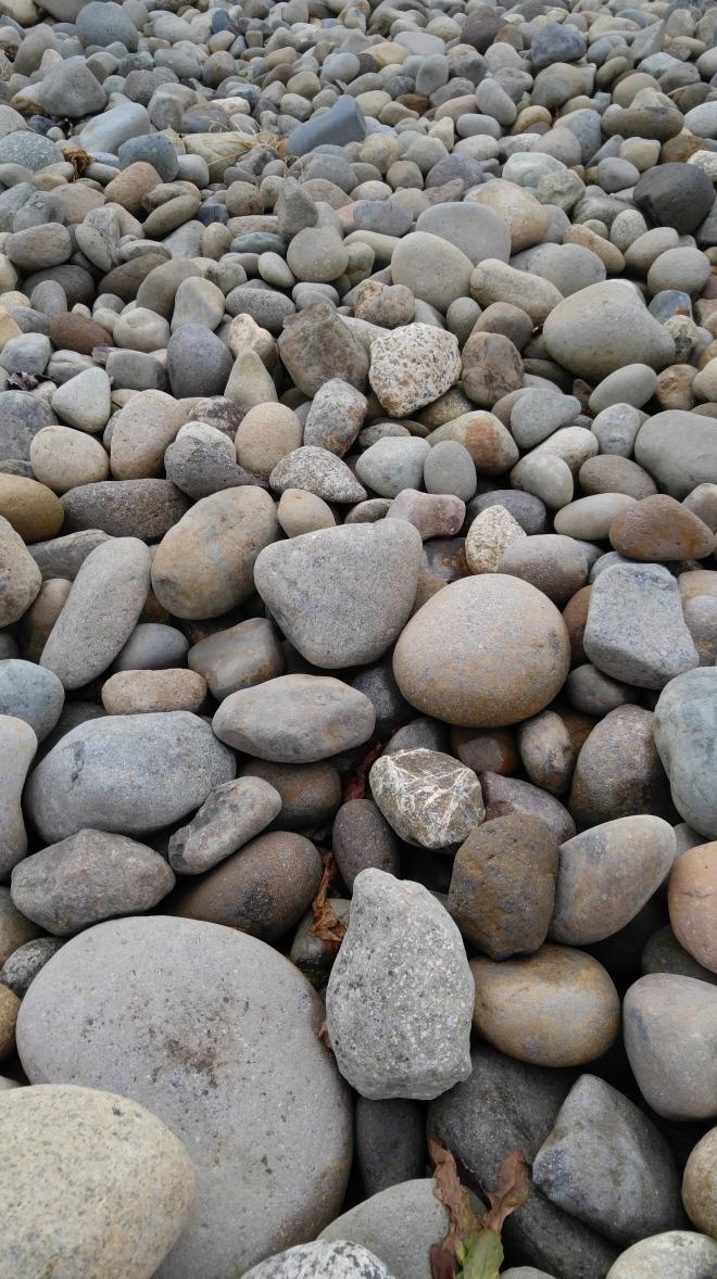 oversize drain rock